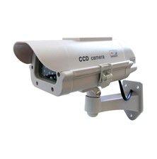 Atrapa kamery AK-09 venkovní, solar, ABS