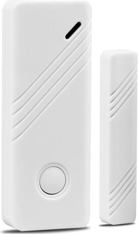 bezdrátový magnetický senzor Designo Lusso pro GSM alarm SX Safír DUO CZ (detektor otevření oken a dveří) - dveřní čidlo na okno či dveře