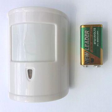 SX Tomcat - bezdrátový PIR detektor imunní vůči pohybu malých zvířat - čidlo pro GSM alarm SX Safír