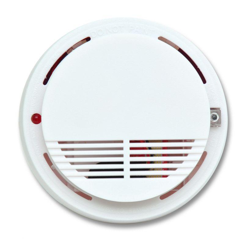 bezdrátový kouřový senzor Ecolite HF-28WS - čidlo pro GSM alarm Ecolite Crown HF-GSM01B a HF-GSM03