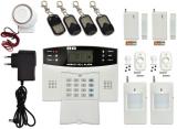bezdrátový domovní GSM alarm - sestava Ecolite CROWN HF-GSM03